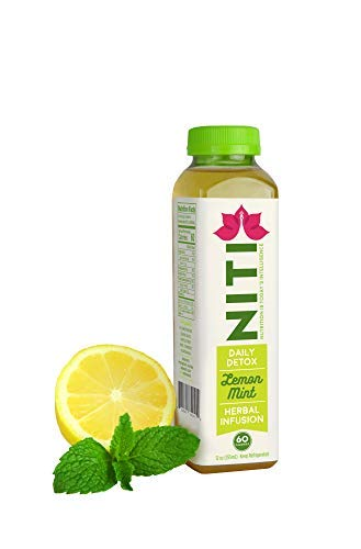 NITI DAILY DETOX Lemon Mint with Turmeric