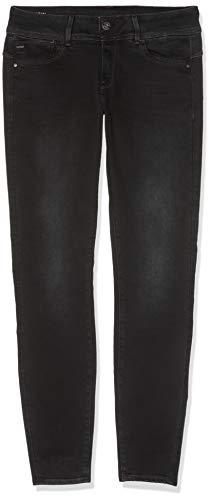 G-STAR RAW Women's Lynn Mid Waist Skinny Jeans