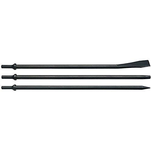 Pneumatic Taper Punch (Mayhew Pro 37323 Long Pneumatic Tool Set, 3-Piece)