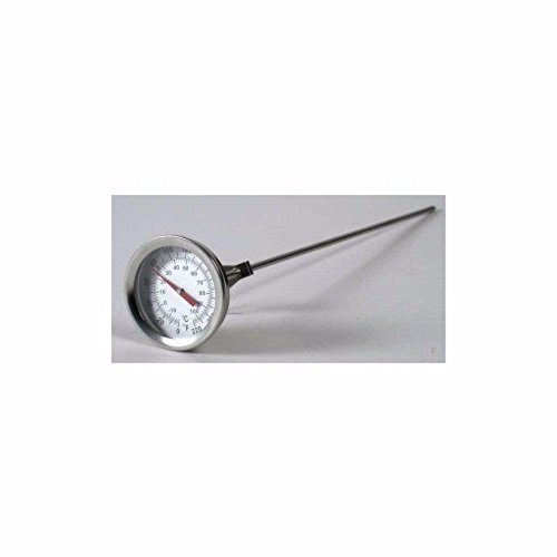 Home Brew Ohio 5 X craft 12'' Ss Dial Thermometer Kettle Brew Pot