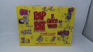 Clementoni - Rap Rat - Il Gioco Video - Contiene una Videocassetta da 60 min - Vintage - 1992