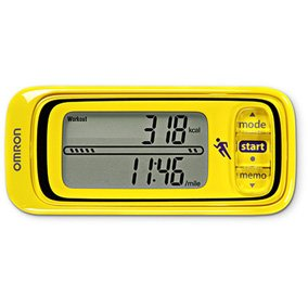 GOsmart Pace and Distance Tracker Pedometers