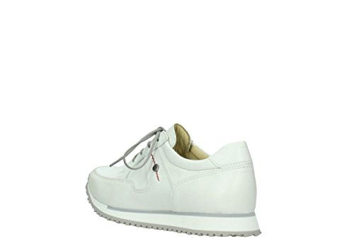 Weiss 10820 Stretch 70100 Sneaker Wolky Donna 5804 Leder ZxqpXH