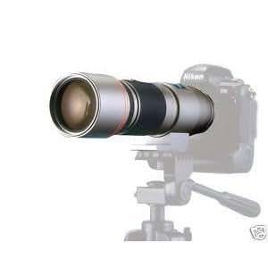 Elicar 600-1200 objetivo zoom F³ R Nikon