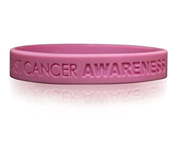 awareness Breast bracelet and cheap cancer