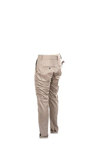 Pantalone Uomo Camouflage 34 Beige Chinos Rey 17 Ous Primavera Estate 2017