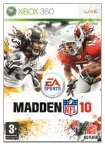 Madden NFL 2010 (Xbox 360) (Xbox 360 Games Rugby)
