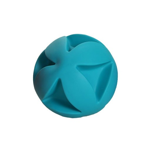 "60%OFF 6"" Teal Dog Ball"