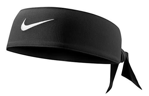 (Nike Dri-Fit Head Tie 2.0 (One Size Fits Most, Black/White))