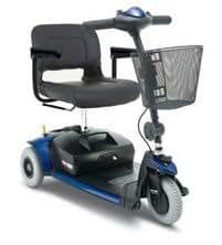 Go-Go Elite Traveller 3 Wheel Scooter