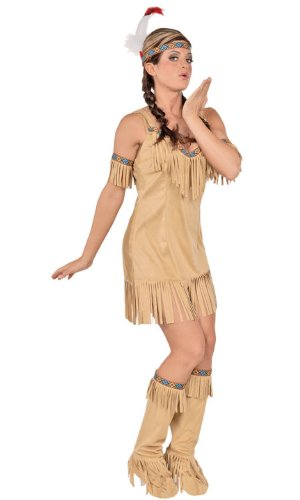 Sexy Native Princess Adult Costume