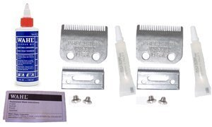Wahl Replacement Blade Sets Plus Oil ** Two #1045 Blade Sets