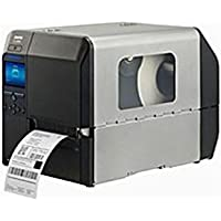 Sato CL408NX Direct Thermal/Thermal Transfer Printer - Monochrome - Desktop - Label Print - 4.10 Print Width - 10 in/s Mono - 203 dpi - 320 MB - Bluetooth - USB - Serial - (Certified Refurbished)