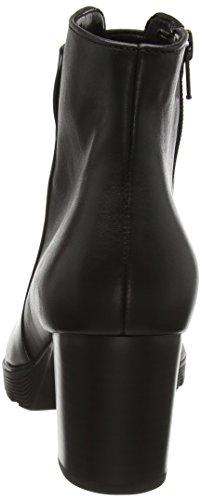 Gabor Shoes 55.780 Stivali A Maniche Corte Donna Nero (nero 27)