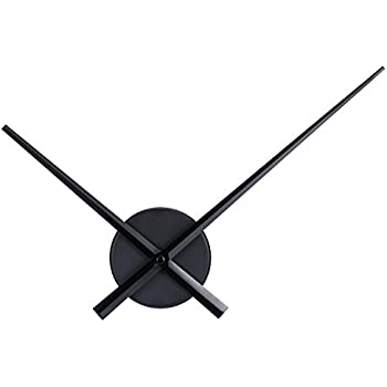 Amazoncom Clock Movement With Long Hands and Wall Mount Case For