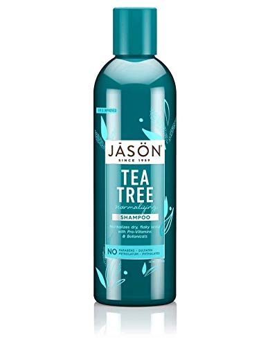 Jason Natural Cosmetics Tea Tree Oil Shampoo, 17.5 oz