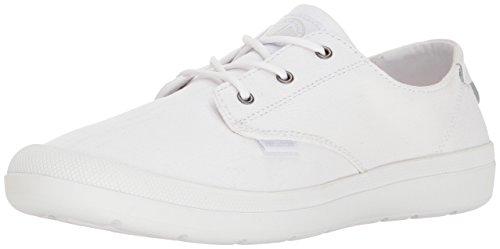 Gunmeatal Sneakers Voyage Femme White Basses Palladium White Blanc wgFqxcUUWA