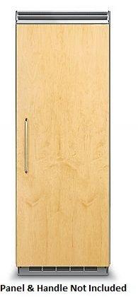 Viking 30″ Custom Panel All Freezer, Right Hinge/left Handle