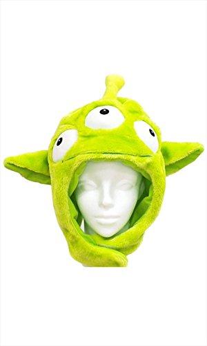 SAZAC Kigurumi Cap Disney Toy Story Little Green Men Cosplay Costume Party (Diy Disney Character Costumes)