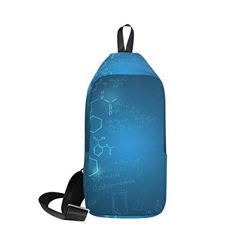 Backpack One Education Bennigiry amp; Shoulder Sling Women Math Chest Crossbody Bags Bag Men For 5wUqzUX