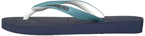 Havaianas Kid's Top Mix Sandal, Navy Blue/Mineral Blue 23/24 BR/Toddler (9 M US) - Image 5