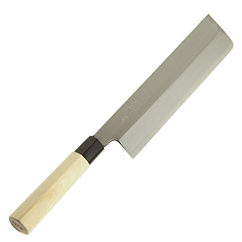 Mr. Masahiro thin blade 225 mm Nakiri Cooking Knife by Perfection