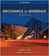 Book Mechanics of Materials, SI Edition 7TH EDITION