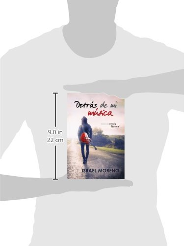 Amazon.com: Detrás de mi música: Una comedia romántica musical (Spanish Edition) (9781514782651): Israel Moreno, Alexia Jorques: Books