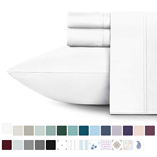 400 Thread Count Long-Staple 100% Cotton Sheets-King