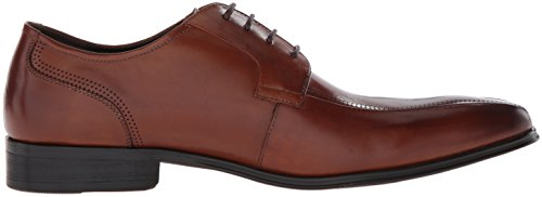 KENNETH COLE Lock N Key, Zapatos de Cordones Derby para Hombre Marrón (Cognac 901)