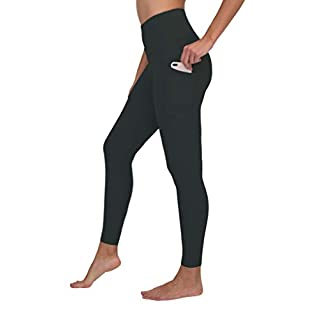 90 Degree By Reflex Womens Power Flex Yoga Pants - Spring Teal - XS