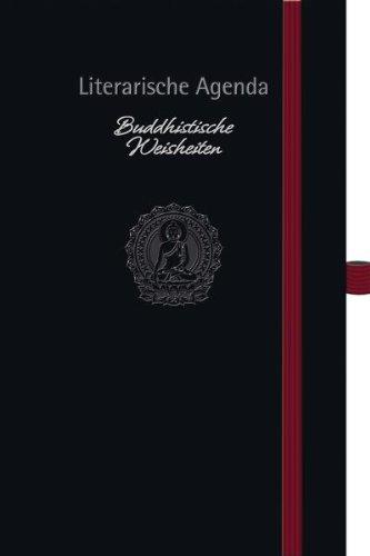 Literarische Agenda Buddhistische Weisheiten 2013