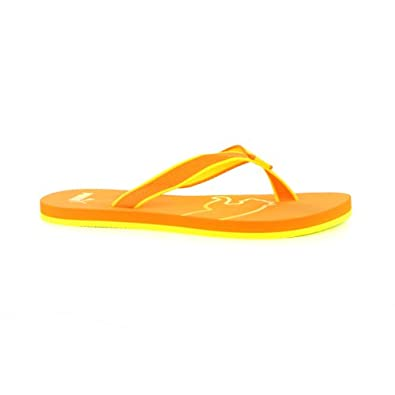 ac80ba21ade270 Mens Puma Ona Flip Flop Orange Sandals UK 10  Amazon.co.uk  Shoes   Bags