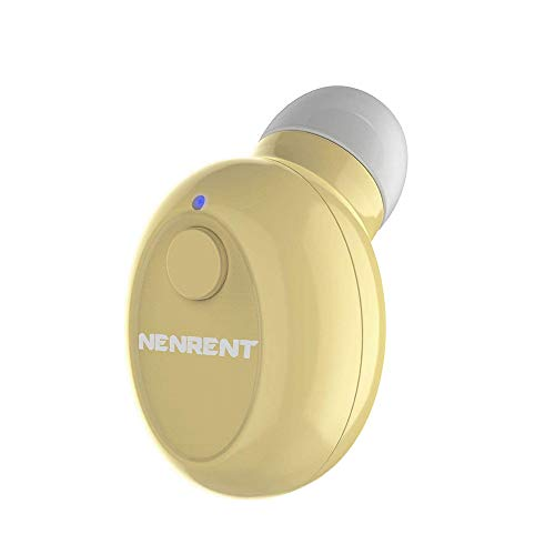 NENRENT S590 Bluetooth Earbud,Invisible Bluetooth Earpiece w