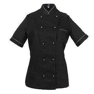 MISEMIYA Jacket Chaqueta Chef para Mujer 8