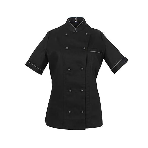 MISEMIYA Jacket Chaqueta Chef para Mujer 1
