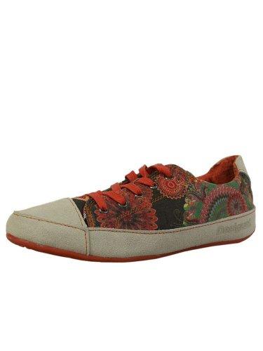 DESIGUAL Damen Designer Sneaker Schuhe - BOLA -