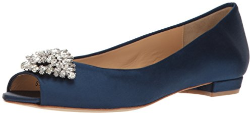 badgley-mischka-womens-taft-flat-navy-95-m-us