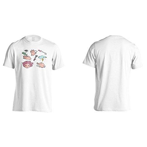 Neue Hexe Gesetzt Hand Gezeichneten Zauber Herren T-Shirt m549m