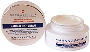 PAYMANI NATURAL SCIENTIFIC COSMETICS, Crema diurna facial (Antiarrugas) - 30 ml (01RCH)