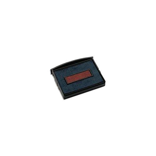 Colop Nachfüllpack préencrée E2100 blau blau blau rot für 2100.., 5 Stück ecdc39