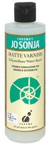 Jo Sonja's Polyurethane Varnish - Gloss, 2 oz Bottle