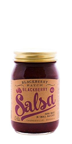 Handmade Gourmet Blackberry Salsa 18 oz.