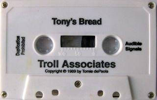 Tony's Bread (Troll Associates)