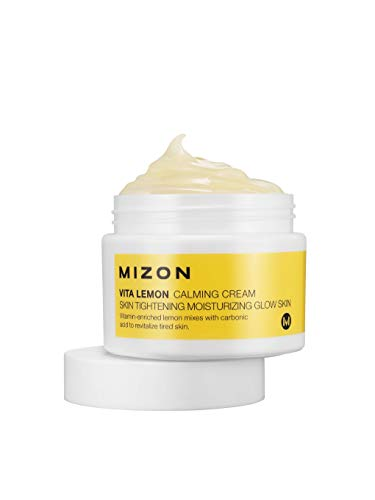 Mizon Vita Lemon Calming Cream 50g