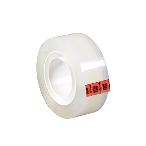 Scotch Transparent Tape, 3/4 x 1000 Inches, 6 Rolls (600K6) - Crystal Clear Tape