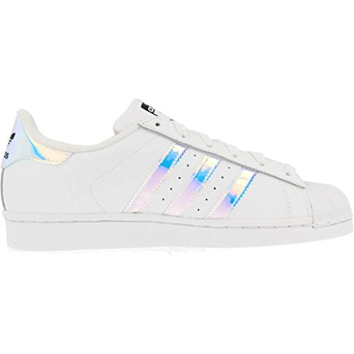 Superstar METSIL Unisex J Kinder FTWWHT Low Top adidas FTWWHT EUCqgC