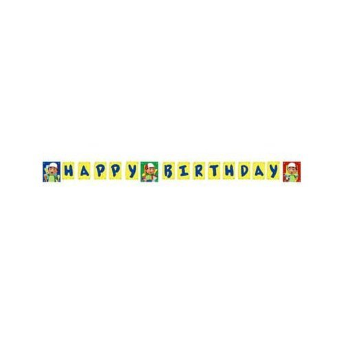Handy Manny Banner 8ft (Handy Manny Birthday Supplies compare prices)
