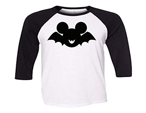 Handmade Disney Family Shirt Halloween Mickey Mouse Bat Can be Personalized with name or saying