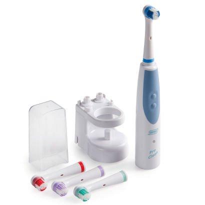 Quigg® Cepillo de dientes eléctrico recargable TB7F • • contra la placa dental • con